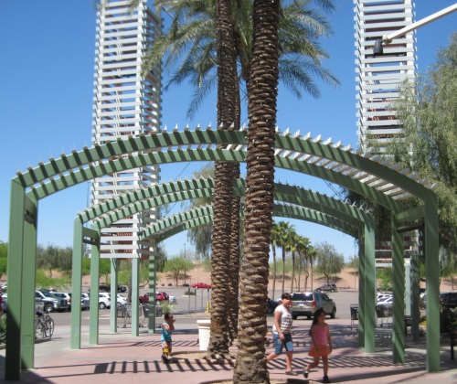 Tempe government art work at Arizona Mills Malls - A violation of the Arizona Constitution???