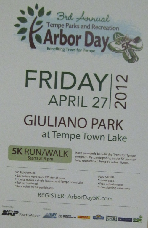 A Tempe park named after former Tempe Mayor Neil Giuliano